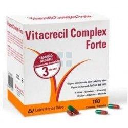 VITACRECIL COMPLEX FORTE 180 CAPSULAS
