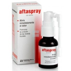 Aftaspray 20 ml con Aplicador Bucal