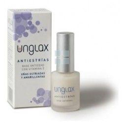 UNGLAX ANTIESTRIAS UÑAS 10 ML