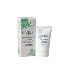 Unglax Crema Nutritiva Uñas 15 ml