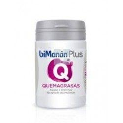 Bimanan Plus Quemagrasa 40 cápsulas