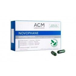 Novophane Anticaida 60 cápsulas