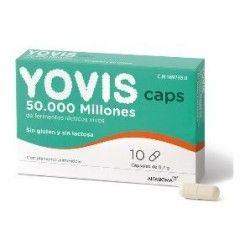 Yovis 10 cápsulas