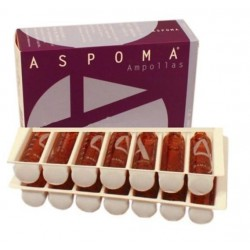 ASPOMA ANTICAIDA 14 AMPOLLAS 5.5 ML