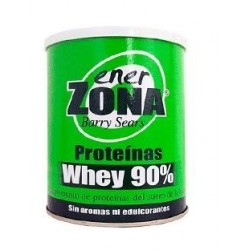 ENERZONA PROTEINAS WHEY SUERO DE LECHE 90% BOTE 216 G