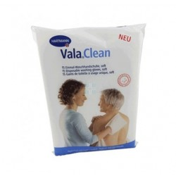 Valaclean Soft Manopla Desechable 15 uds