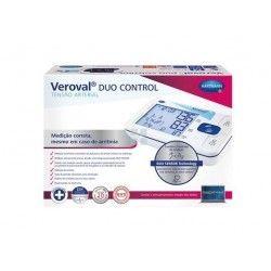 Veroval Duo Control Tensiometro Doble Medicion Talla M