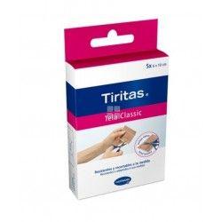 Tiritas Classic con Tijeras 6 x 10 m 5 uds