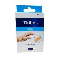 Tiritas Plastic 19 x 72 Mm 20 uds