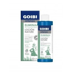 Goibi Antipiojos Locion Natural 200 ml