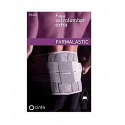 Faja Sacrolumbar Farmalastic Talla 1
