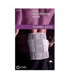 Faja Sacrolumbar Farmalastic Talla 4