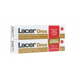 Duplo Pasta Lacer Oros 2 x 125 ml
