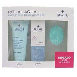 Rilastil Ritual Aqua Gel Limpiador + Gel Crema Hidratante