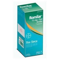 ROMILAR 3 MG/ML JARABE 1 FRASCO 200 ML