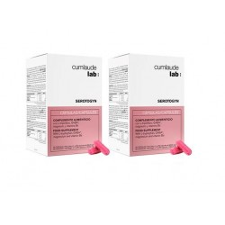Promo Duplo Cumlaude Serotogyn 2 x 60 cápsulas