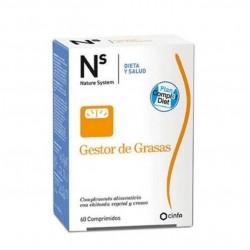 N+S GESTOR GRASAS 60 COMPRIMIDOS
