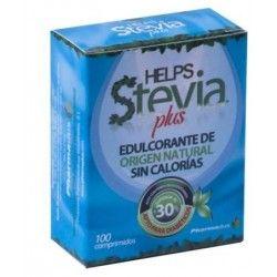 Helps Stevia 100 Comprimidos