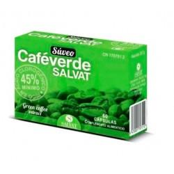 Suveo Cafe Verde Salvat 60 cápsulas