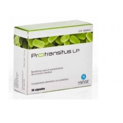 PROTRANSITUS LP 30 CAPSULAS