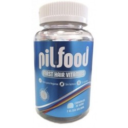 Pilfood First Hair Vitamins 60 Gummies