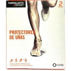 Farmalast Sport Protec Uña Ts