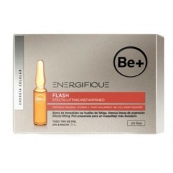 Be+ Energifique Ampollas Efecto Flash 5 uds