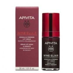 Apivita Wine Elixir Serum Antiarrugas y Reafirmante Efecto Lifting 30 ml