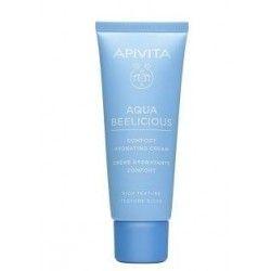 Apivita Aqua Beelicious Crema Hidratante Confort 40 ml