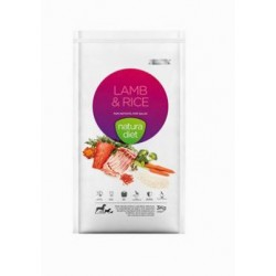 Natura Diet Lamb & Rice Mini 3 Kg Dingo Natura