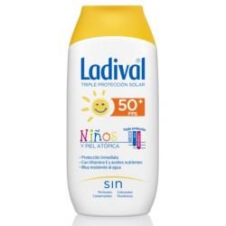Ladival Niños y Pieles Atopicas Leche Hidratante 200 ml