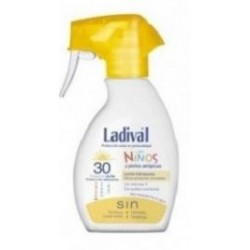 Ladival Niños y Piel Atopica Spray Fps 30 200 ml
