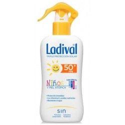 Ladival Niños y Pieles Atopicas Spray Fps50+ 200 ml