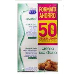 E45 Lutsine Eryplast Pasta Al Agua 75 gr 2 U