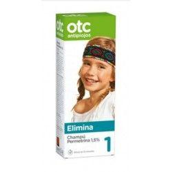 Otc Antipiojos Permetrina 1,5% Champu Antipiojos 125 ml