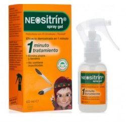 Neositrin Spray Gel Antipiojos 60 ml