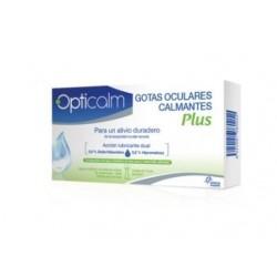 Opticalm Gotas Ocular Plus 10U
