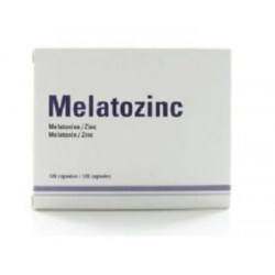 Melatozinc 1mg 120 cápsulas