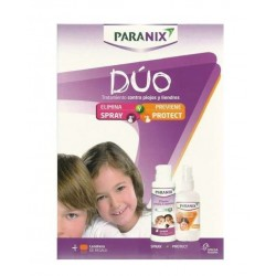 Paranix Pack Elimina2 Champu