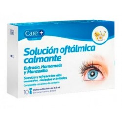 Care+ Solucion Oftalmica Calmante 10 uds x 0.5 ml