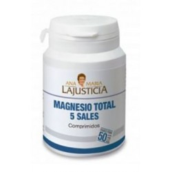 Magnesio Total 5 Ana Maria Lajusticia 100 Comprimidos
