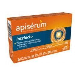 Apiserum Intelecto 30 cápsulas