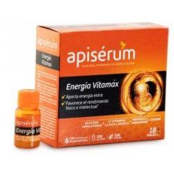 Apiserum Energia Vitamax 18Vial