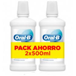 Oral B Colutorio en y Es2 x 500