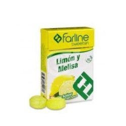 Farline Sweetsin Caramelos Limon Sin Azucar Caja