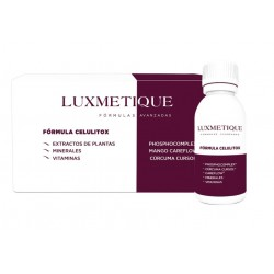 Luxmetique Formula Celulitox 15 Viales Bebibles