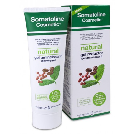 Somatoline Cosmetic Reductor Gel Natural 250 ml
