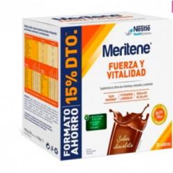 Meritene Chocolate Formato Ahorro 30 Sobres