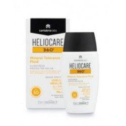 Heliocare 360¬ SPF 50+ Mineral Tolerance Fluid 50 ml