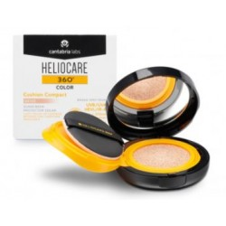 Heliocare 360 SPF 50+ Beige Cushion Compact 15 gr